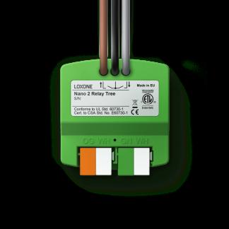 Loxone Nano 2 Relais Tree